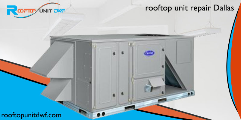 Why are Roof Top Units best for Commercial buildings
